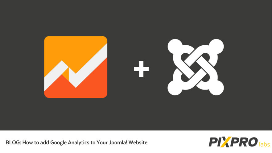 Add Google Analytics to your Joomla! website