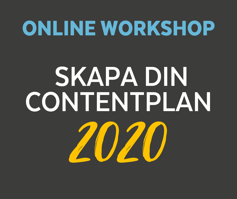 contentplan 2020 workshop puff